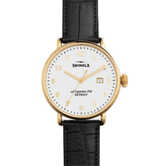 SHINOLA Canfield 43mm Watch