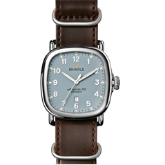 SHINOLA Guardian 41.5mm Watch