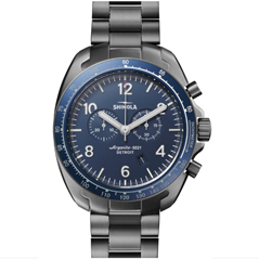 SHINOLA Rambler Tachymeter 44mm Watch