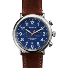 Shinola Runwell Chronograph 47mm Watch