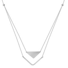 Stability & Balance Duet Necklace