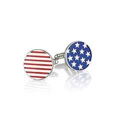 Stars & Stripes Cufflinks
