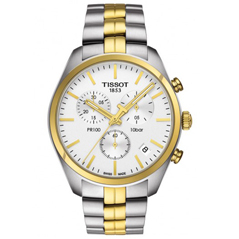 TISSOT PR100 Chronograph 41mm Watch