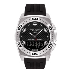 TISSOT Racing T-Touch Chronograph Watch