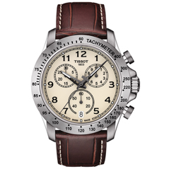 TISSOT V8 Chronograph 42.5mm Watch