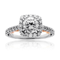 VERRAGIO Diamond Engagement Ring