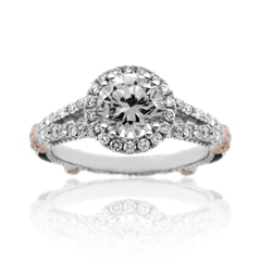 VERRAGIO Diamond Engagment Ring