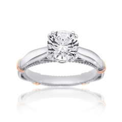 VERRAGIO Parisian Solitaire Engagement Ring