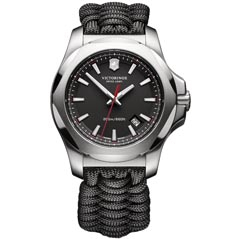 VICTORINOX SWISS ARMY INOX Naimakka Paracord 43mm Watch