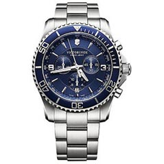 VICTORINOX SWISS ARMY Maverick Chronograph 43mm Watch