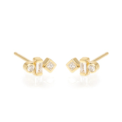 ZOE CHICCO Diamond Earrings