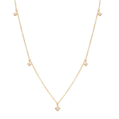 ZOE CHICCO Diamond Necklace
