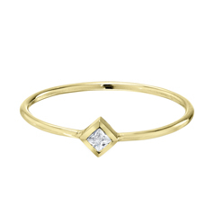 ZOE CHICCO Diamond Ring