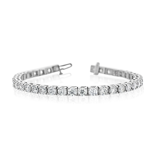 11.38 Carat Diamond Bracelet photo
