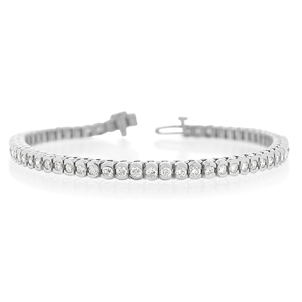 3.00 Carat Diamond Bracelet photo