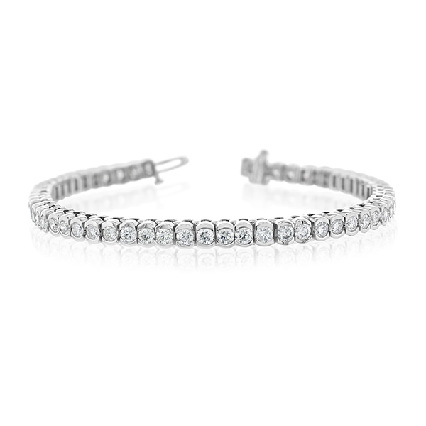 5.00 Carat Diamond Bracelet photo