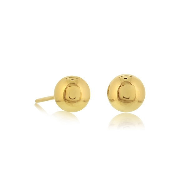 Ball Stud Earrings photo