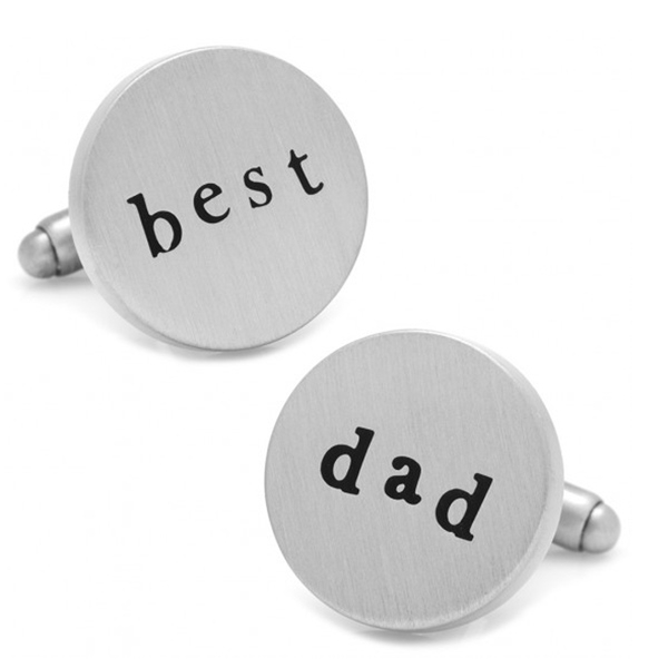 Best Dad Cufflinks  photo