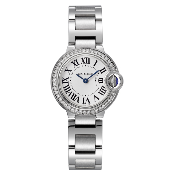 CARTIER Ballon Bleu 28mm Watch photo