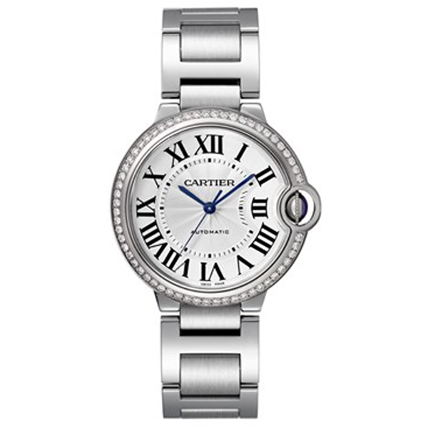 CARTIER Ballon Bleu 36mm Watch photo