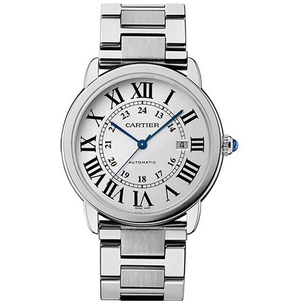 CARTIER Ronde Solo XL 42mm Watch photo