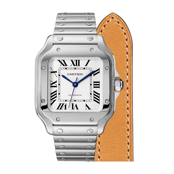 CARTIER Santos 42mm x 35mm Watch photo