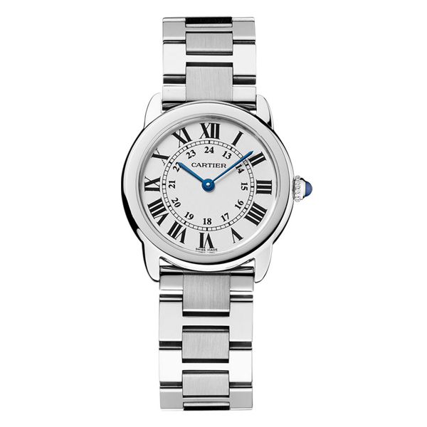 CARTIER Small Ronde Solo 29mm Watch photo
