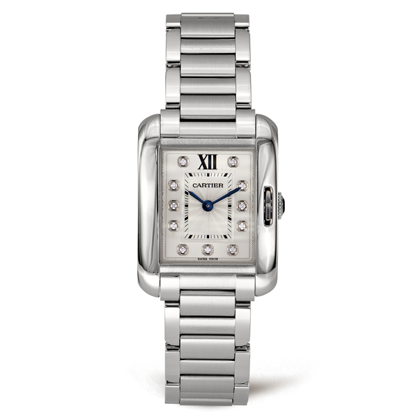 CARTIER Tank Anglaise Watch photo