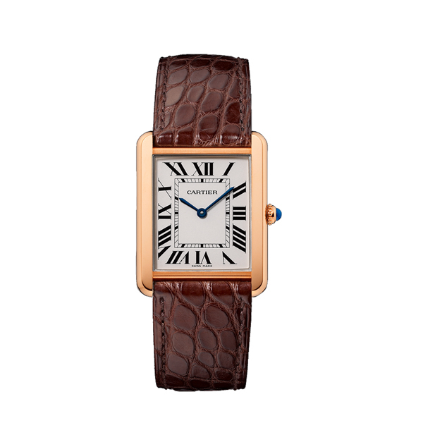 CARTIER Tank Solo Large Watch photo