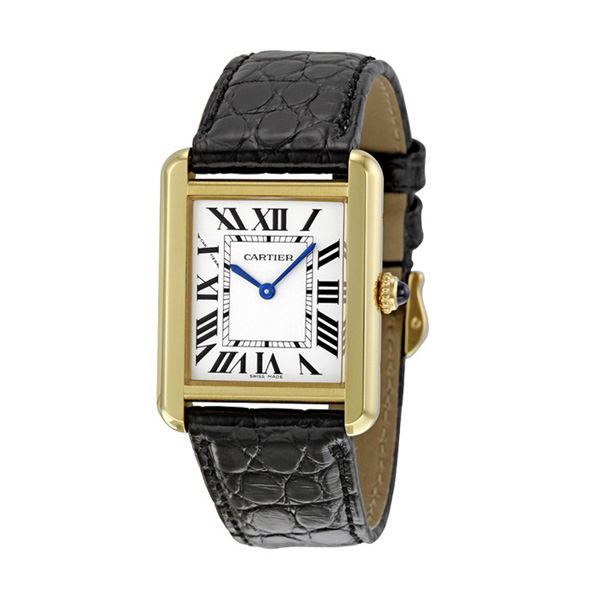 CARTIER Tank Solo Watch photo