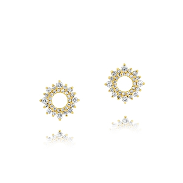 Diamond Crown Collection Earrings photo