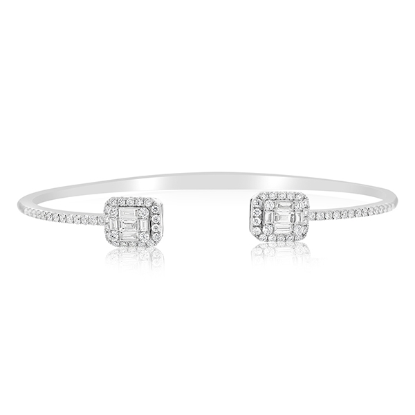 Diamond Cuff Bracelet photo