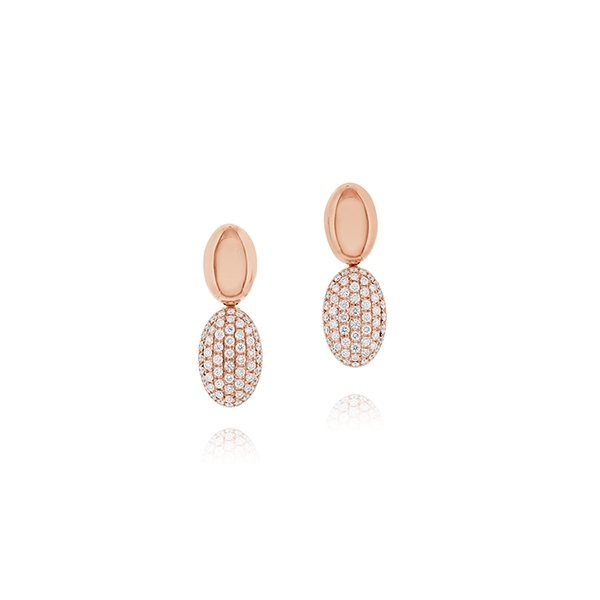 Diamond Drop Earrings photo