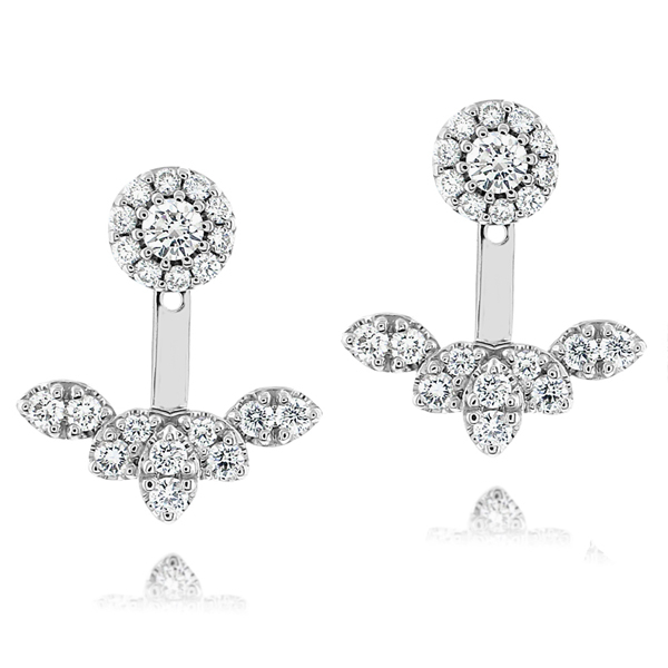 Diamond Earring Jacket Set photo
