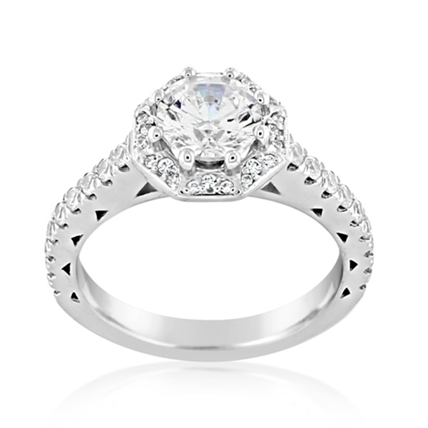 Diamond Engagement Ring photo