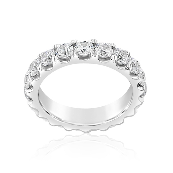 Diamond Eternity Band photo