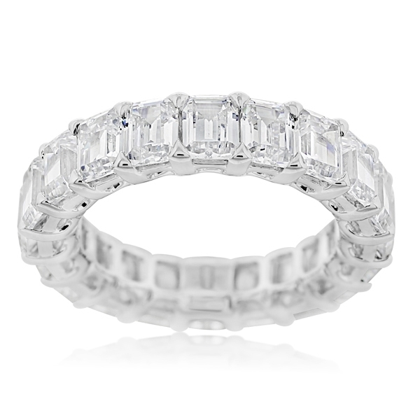 Diamond Eternity Wedding Band photo