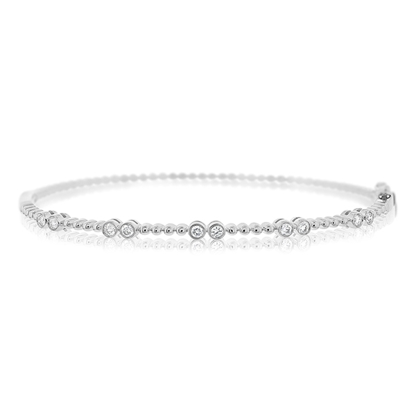 Diamond Fashion Bangle photo