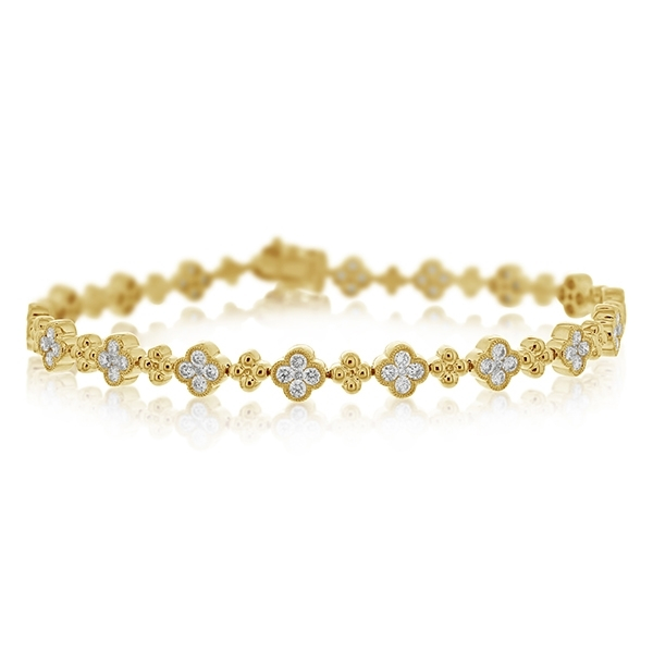 Diamond Fashion Bracelet photo