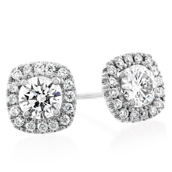 Diamond Stud Earrings  photo