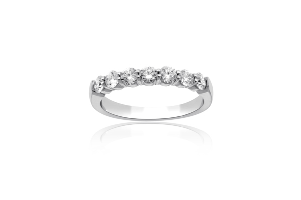 Diamond Wedding Band photo