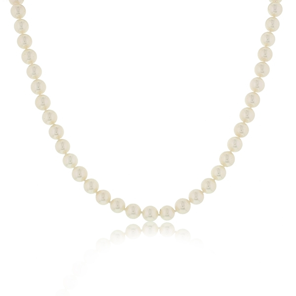 Estate Mikimoto Blue Lagoon Pearl Strand photo