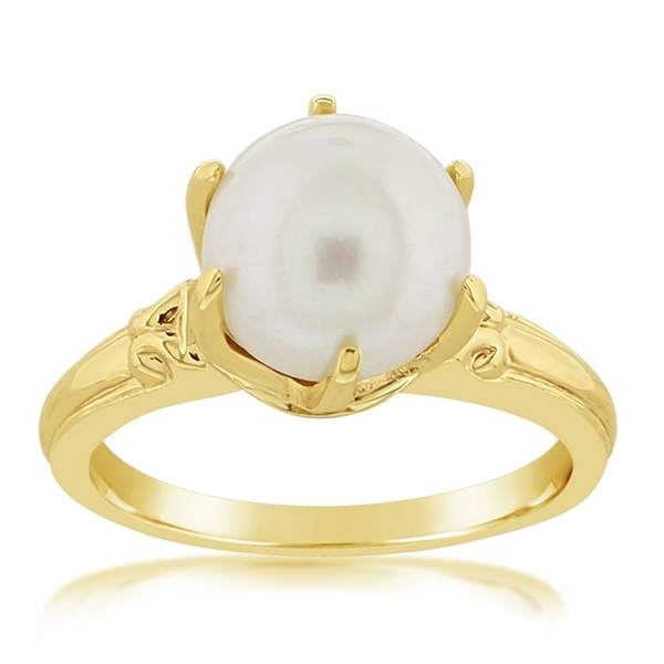 Estate Pearl Ring photo