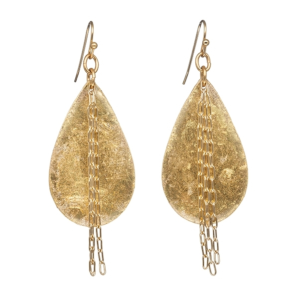 EVOCATEUR Delia Teardrop Earrings photo