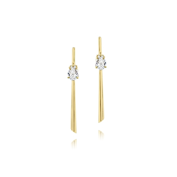 FOREVERMARK BY JADE TRAU Ear Climbers photo