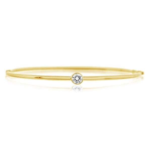 FOREVERMARK Tribute Diamond Bangle photo