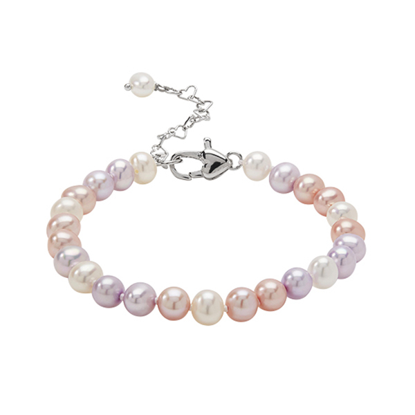 HONORA Kids Pearl Bracelet photo