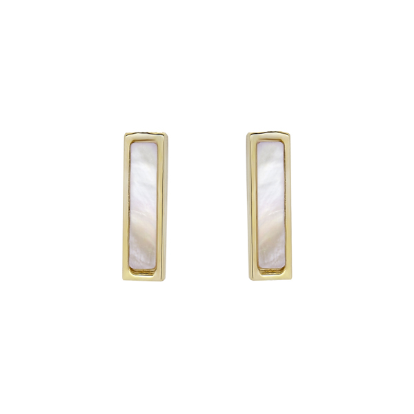 HONORA Mother-of-Pearl Studs photo