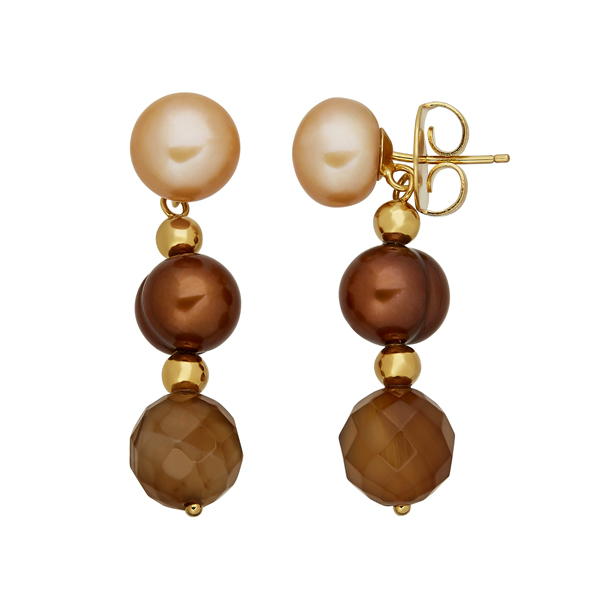 HONORA Pearl Earrings photo