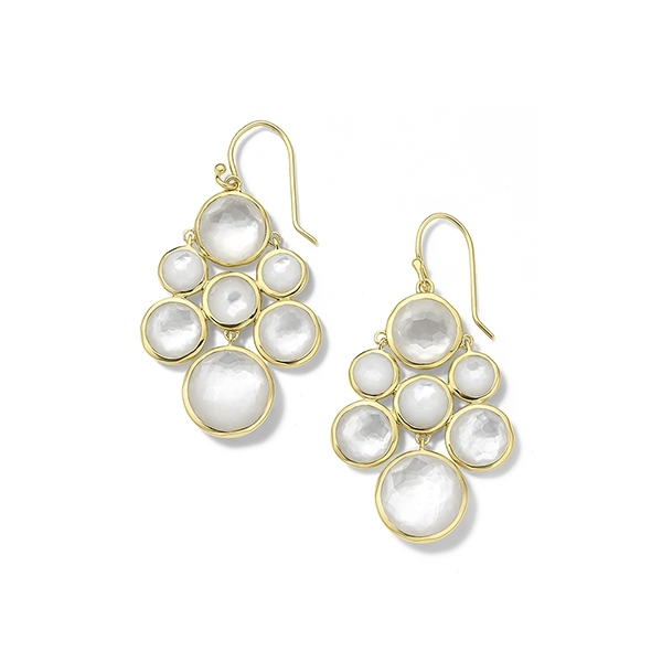 IPPOLITA Lollipop Cascade Earrings in Mother-of-Pearl photo